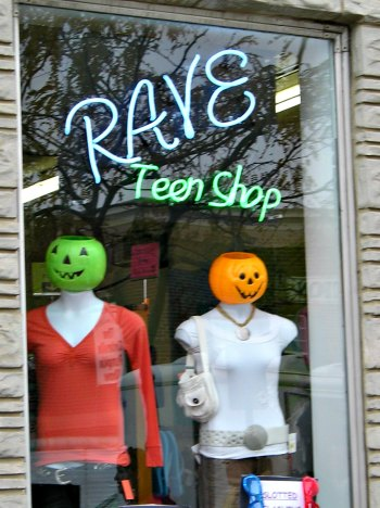 Clothing shop in Circleville OH