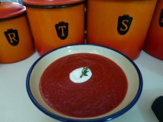 pumpkin soup recip