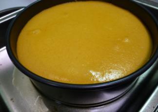 pumpkin cheesecak