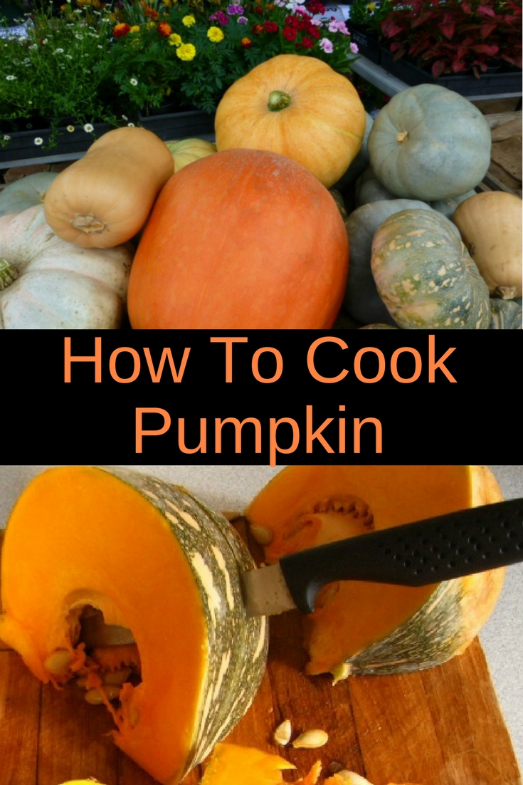 how to cook pumpkin