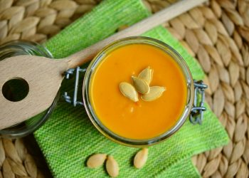 Zesty Pumpkin Soup