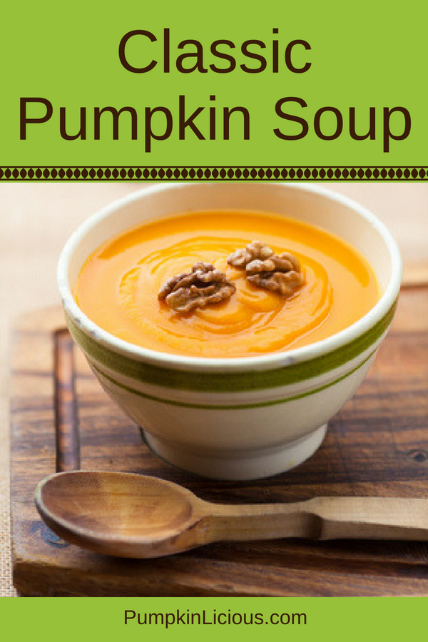 As fall settles in, you'll need a list of comfort foods you can cook quickly. This healthy pumpkin soup is easy to make, dairy free, and perfect for a chilly day. Don't have a pumpkin? You can also make this soup with butternut squash. A family favorite, you can enjoy variations of this creamy goodness with only a few spice swaps ;)