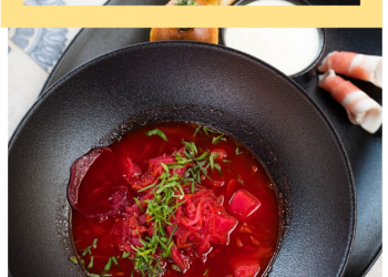 Easy pumpkin beetroot soup recipe