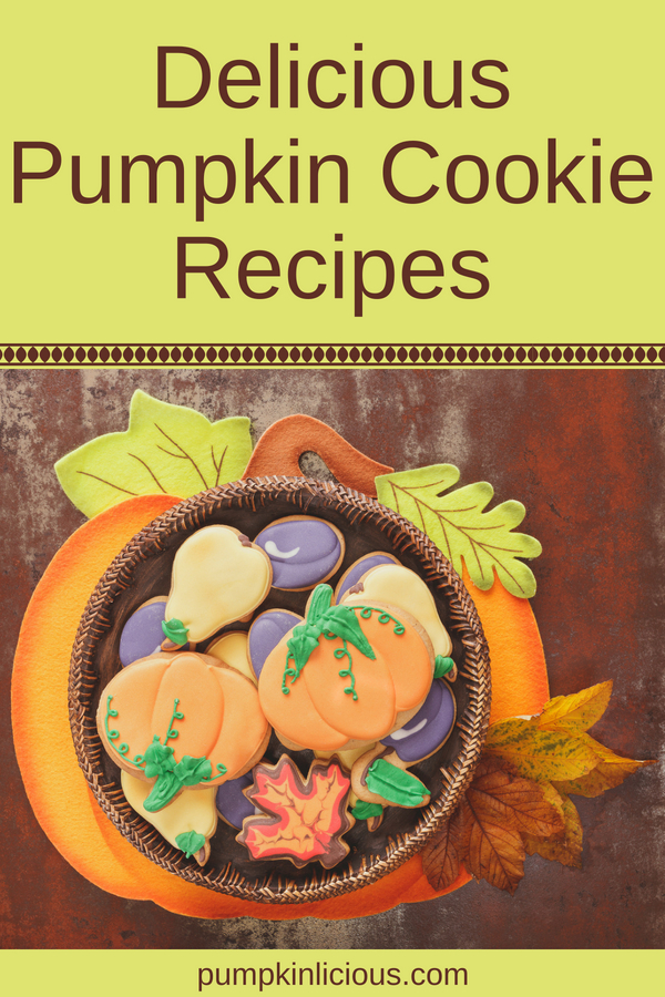 These pumpkin cookie recipes are easy to make and perfect for fall treats and snacks for kids and adults alike. Made with chocolate chips or cream cheese, caramel or peanut butter, some are soft and some are crunchy. YUM!