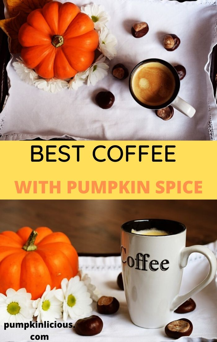 best coffee with pumpkin spice