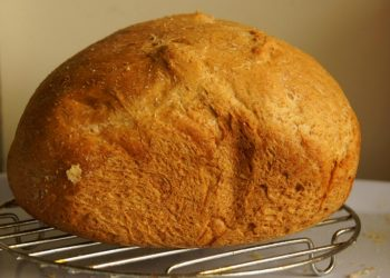 Bread machine pumpkin bread