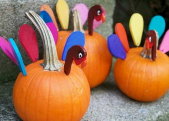Pumpkin Crafts For Kids To Make This Fall