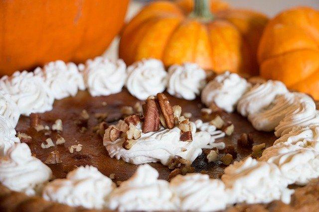 Pumpkin Pie Recipe Idea