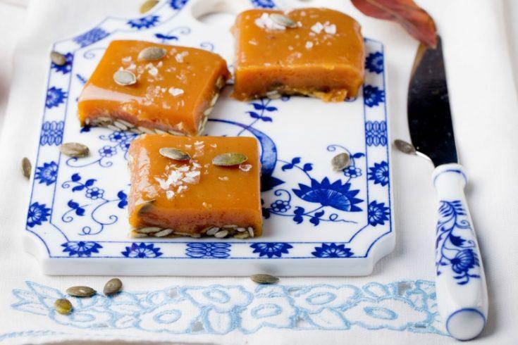 Creamy Pumpkin Fudge