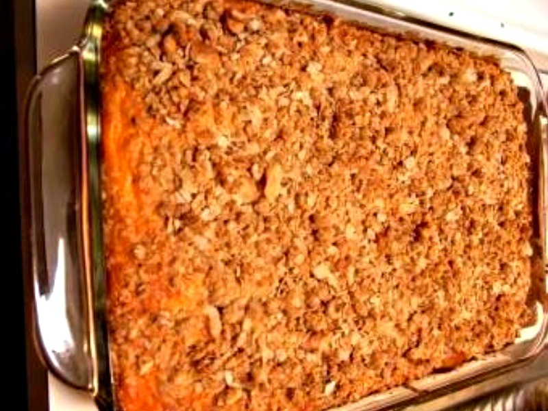 Delicious and easy to make pumpkin bars