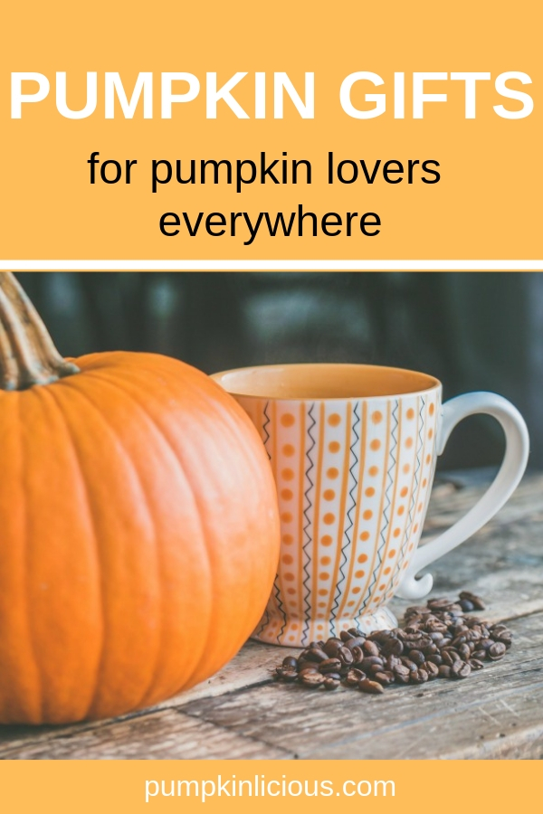 There's no time like autumn to get pumpkin gifts for your pumpkin lover friends. Check out these ideas for teachers, coworkers, family and friends. I love fall and all the special gifts you can stash for later ;) #pumpkin #gifts #giftideas #pumpknigifts #giftsforpumpkinlovers #fallgifts #christmasgifts #Thanksgivinggifts #pumpkinlicious