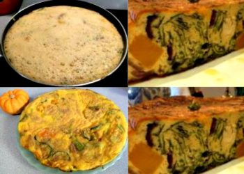 Spanish Pumpkin Tortilla – Hearty and Delicious