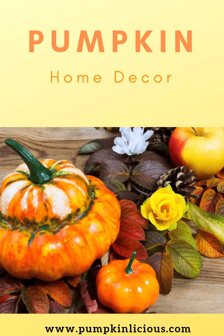 pumpkin home decorations