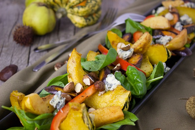easy pumpkin salad recipes