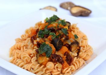 pumpkin pasta recipes