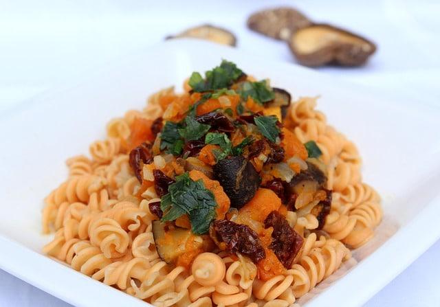 pumpkin pasta recipes