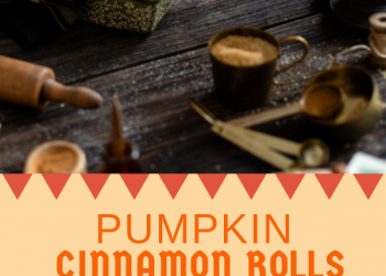 pumpkin cinnamon rolls easy