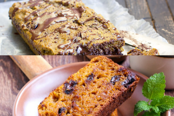chocolate chip pumpkin recipes