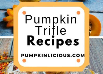 pumpkin trifle pudding recipes