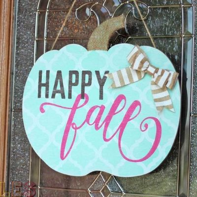 pumpkin craft idea