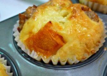 savory pumpkin muffins