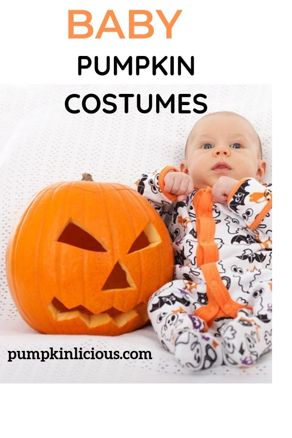 pumpkin costumes for infants