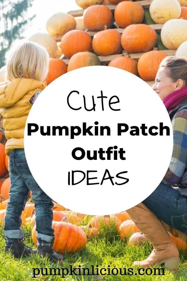 cute pumpkin patch outfit ideas
