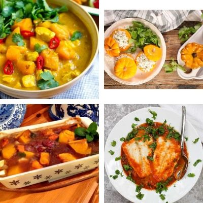 dinner recipes with pumpkin