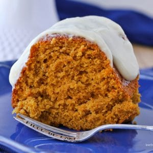 Easy Pumpkin Bundt Cake Recipe