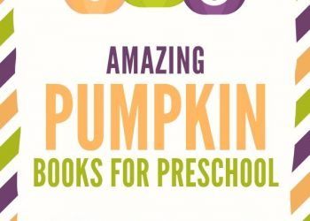 Pumpkin Books For PreSchool Kids