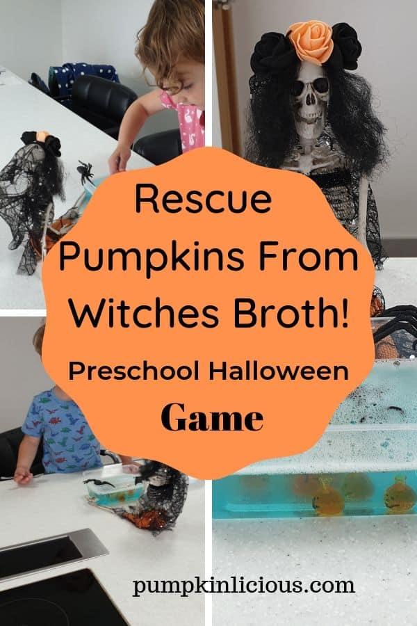 halloween pumpkins game