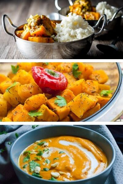 recipes for pumpkin curry