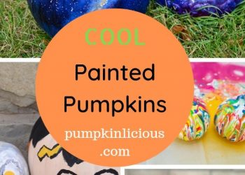 cool painted pumpkin ideas