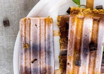 easy pumpkin pie popsicles