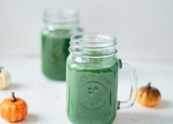 pumpkin pie green smoothie recipe