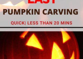 Easy Pumpkin Carvings Ideas