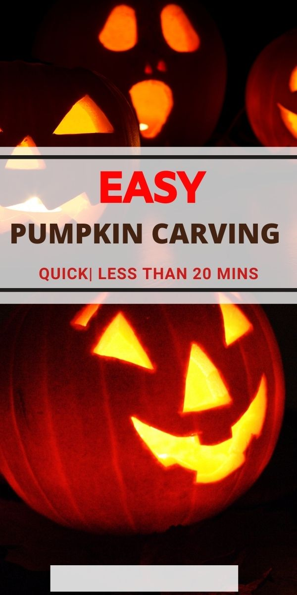 Easy Pumpkin Carvings Ideas
