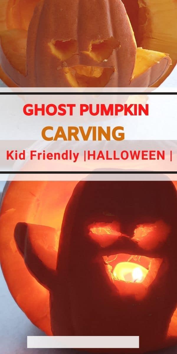 ghost pumpkin designs