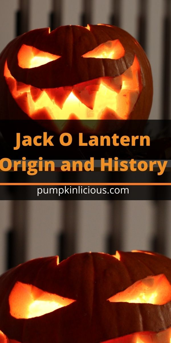 Jack O Lantern Origin and History