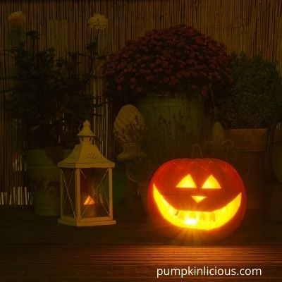 Where did Jack O Lanterns come from
